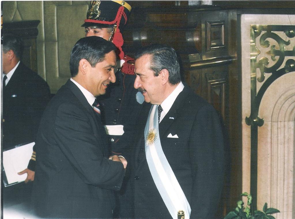 DR. RAUL RICARDO ALFONSIN