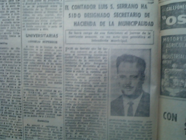CONTADOR LUIS S. SERRANO