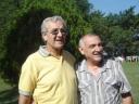 con MARIO S. en Falda del Carmen 11 de marzo 2006