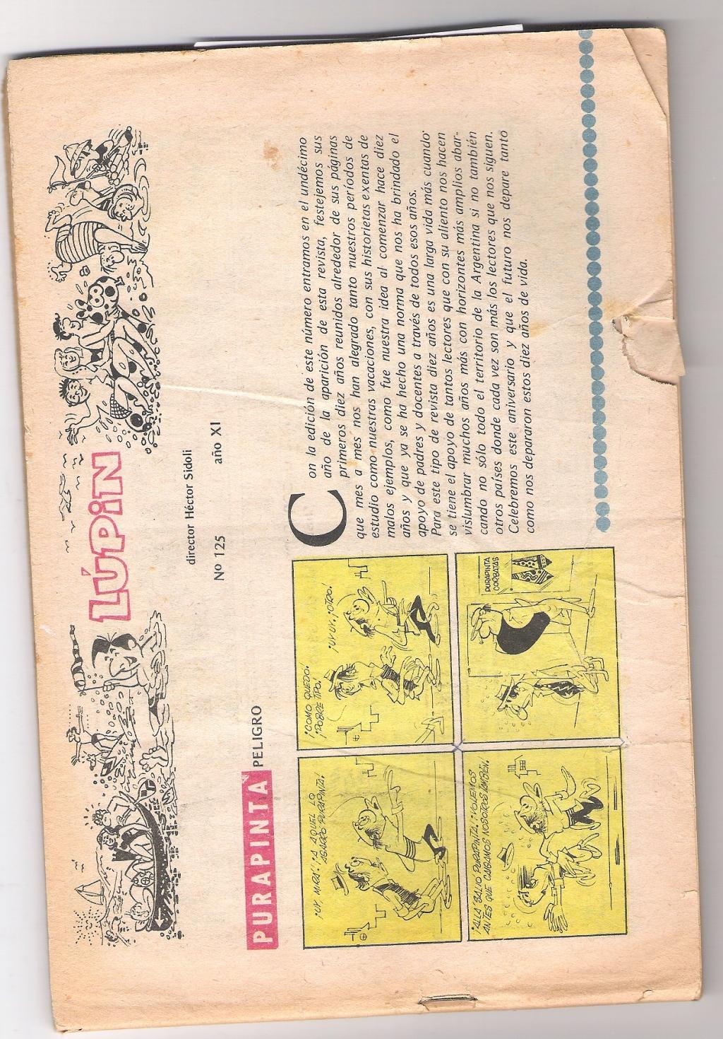PUBLICACION DE FEBRERO DE 1976, CUANDO LA REVISTA YA TENIA 10 AÑOS