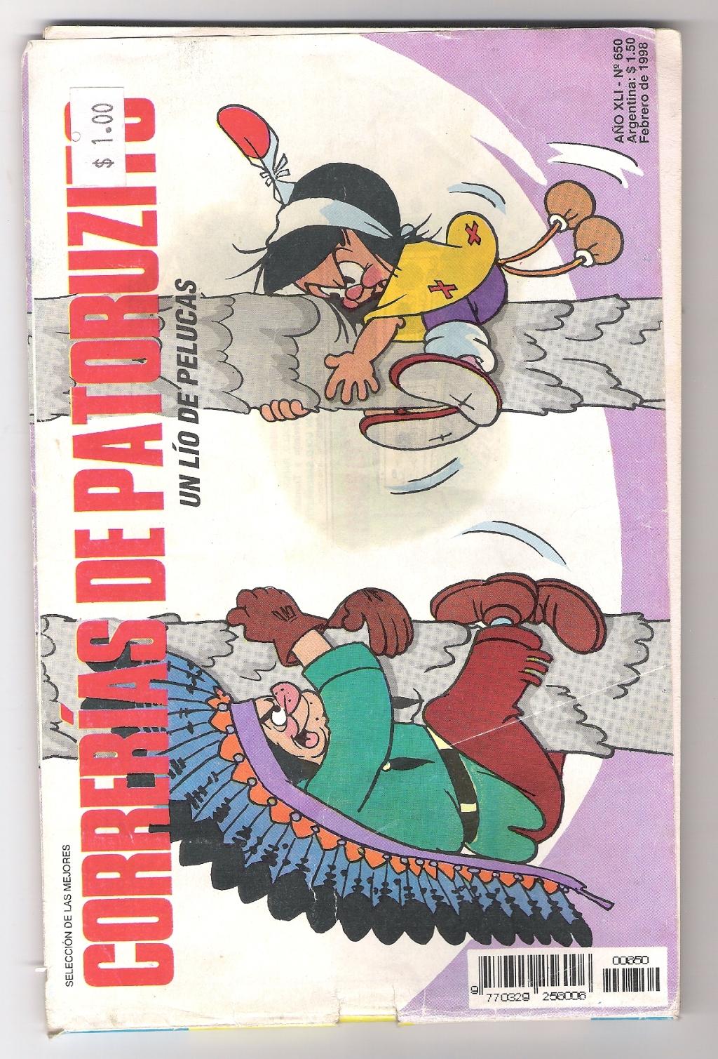 ESTAS SON REPRODUCCIONES DE LAS ORGINALES (FEBRERO 1998)