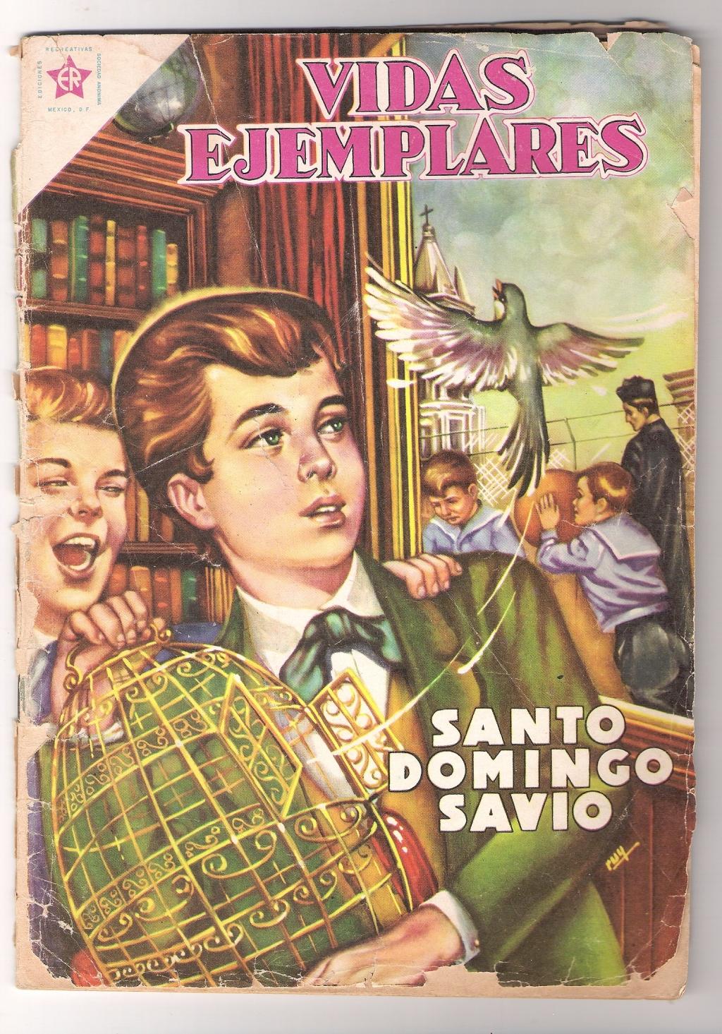 REVISTA ER - SANTO DOMINGO SAVIO - 15 DE OCTUBRE DE 1962