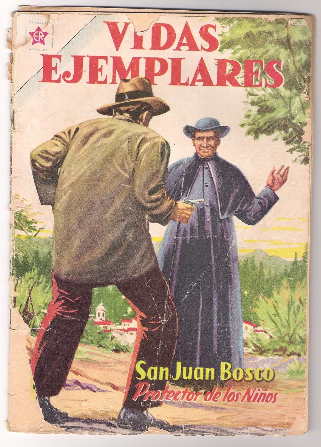 SAN JUAN BOSCO - REVISTA ER - 15 DE ENERO DE 1962