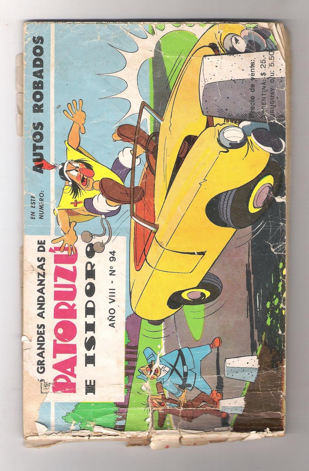 Impresa en Setiembre de 1964