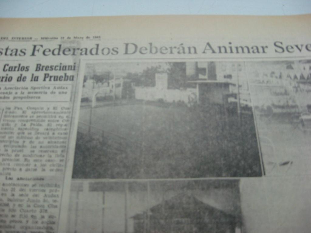 CERVECERIA CORDOBA 1965