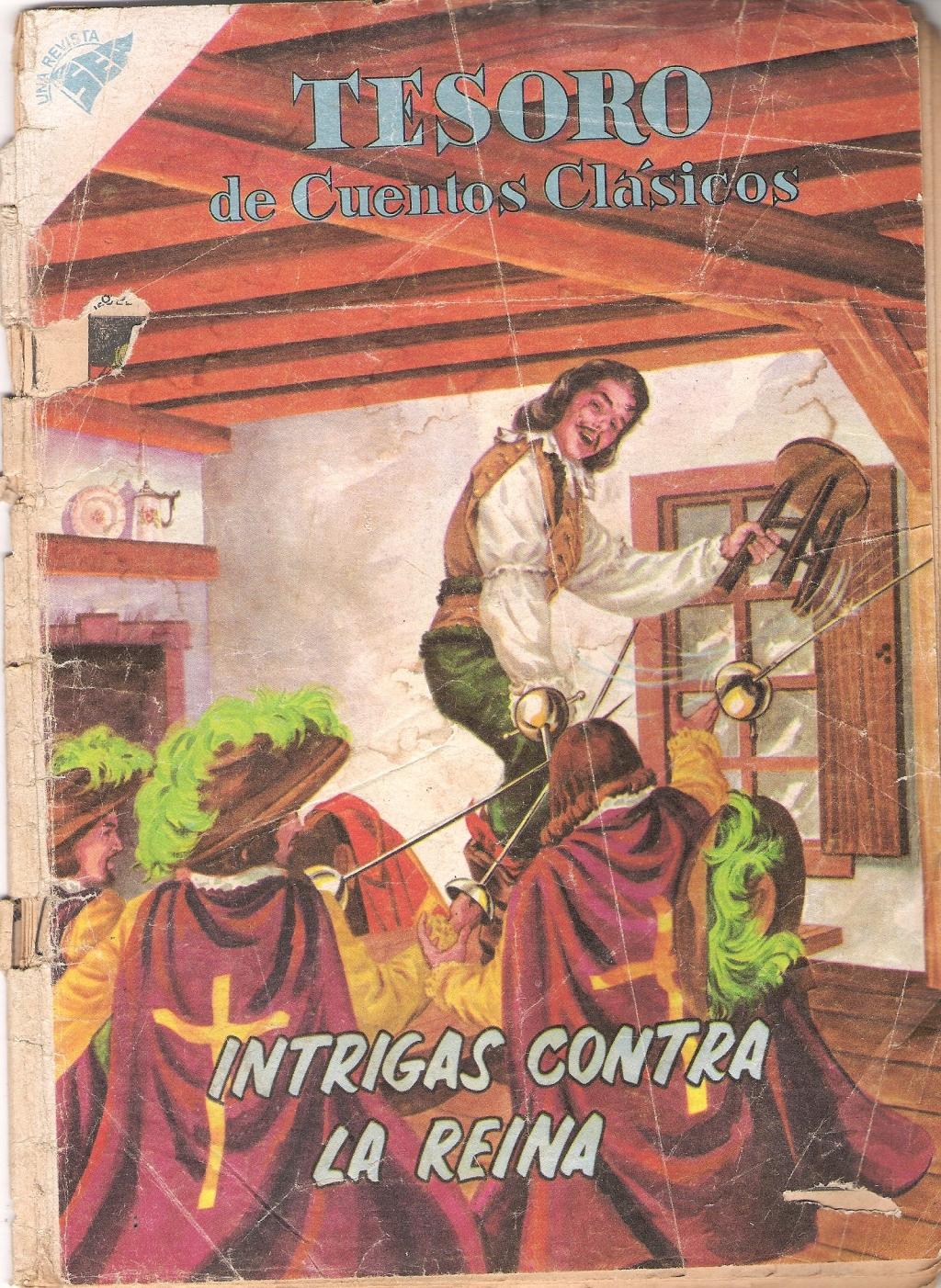 TESORO DE CUENTOS CLASICOS  DEL AÑO 1961