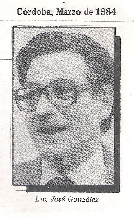 A PESAR DE QUE PASARON 25 AÑOS DE LA FOTOGRAFIA, ESTA IGUAL. LA FOTOGRAFIA ES DE TRIBUNA MUNICIPAL Nº II  DE MARZO DE 1984