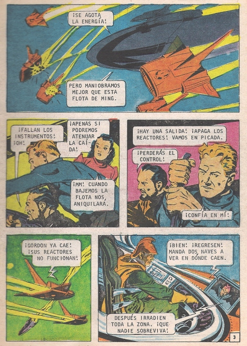 FLASH GORDON 002