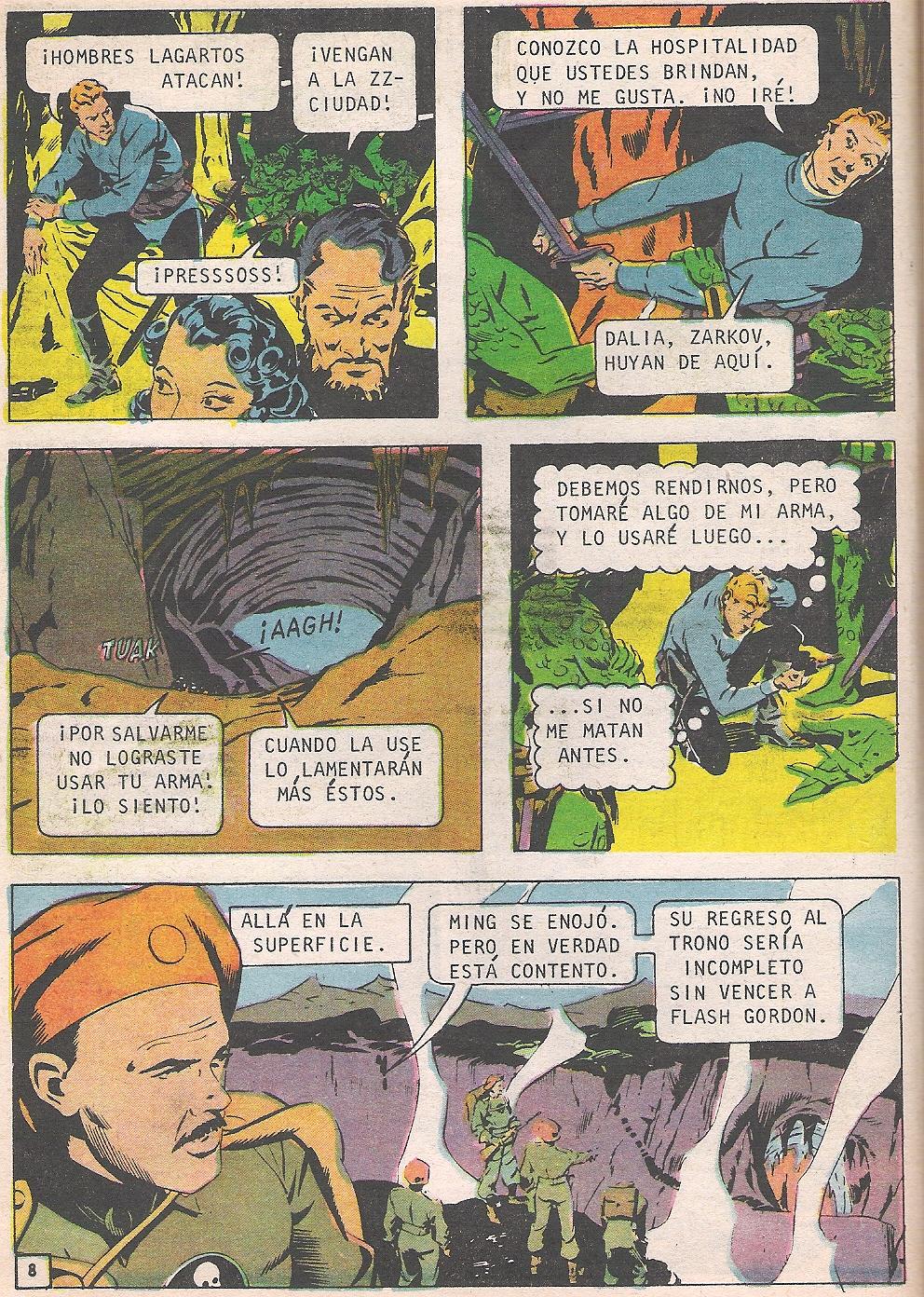 FLASH GORDON 007